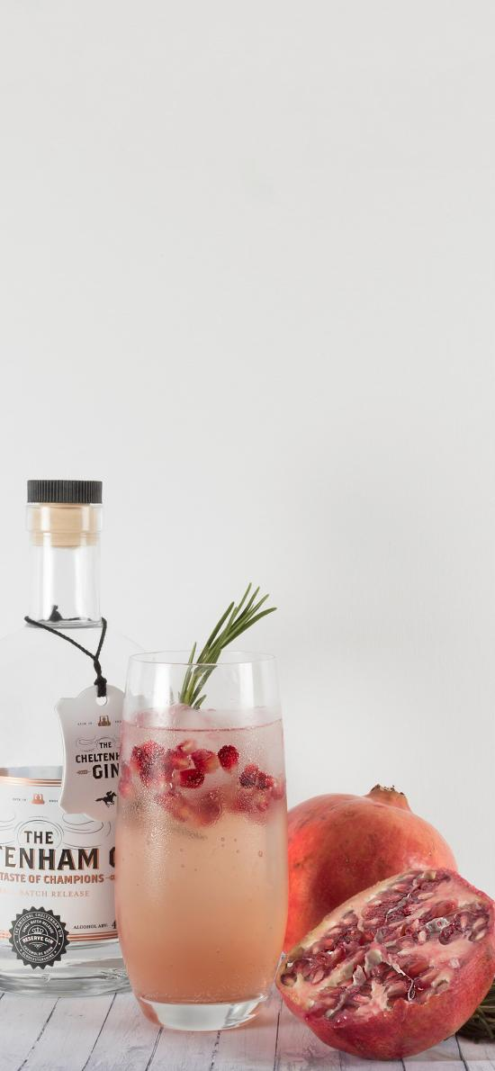 果汁 石榴 饮料 酒精 玻璃瓶 水果