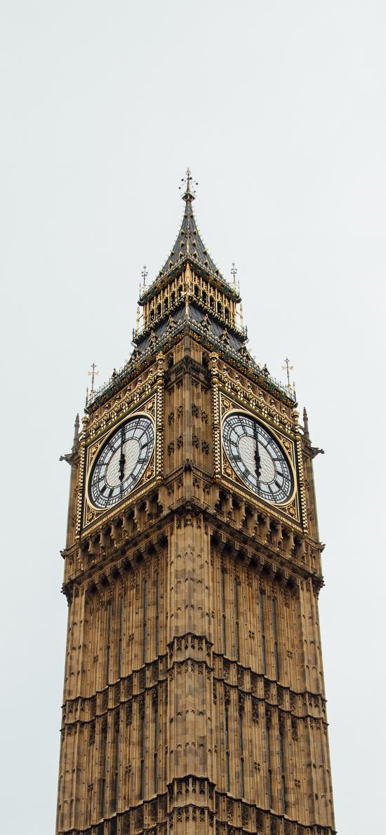 英国 伦敦 大笨钟 建筑