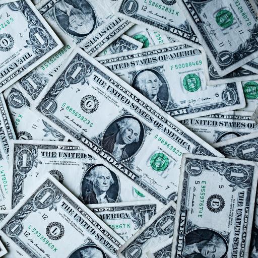 钞票 货币 美金 金钱
