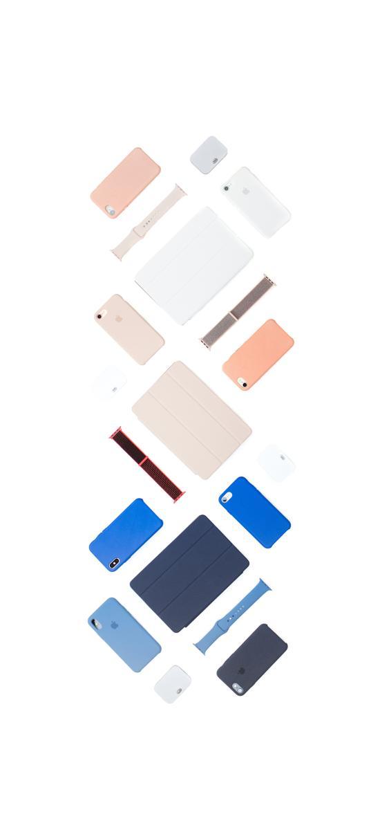 電子產品 平鋪 手機 平板