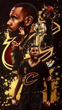 詹姆斯 篮球 运动员 球鞋 NBA 炫酷海报