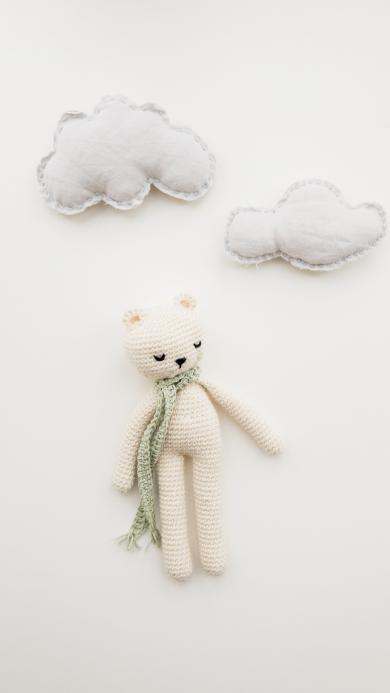 手工 针织 创意 玩偶