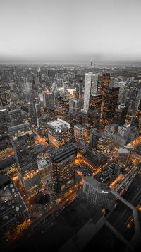 城市 灯光 夜景 建筑 建设