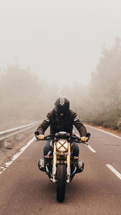 摩托 机车 道路 行驶 骑行