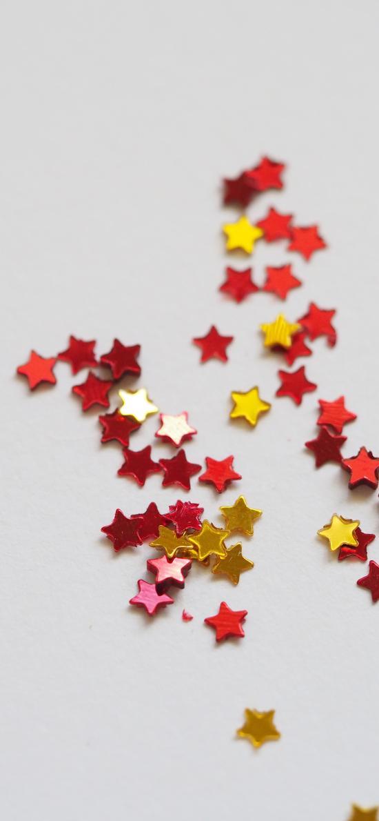 装饰 星星 色彩 五角星