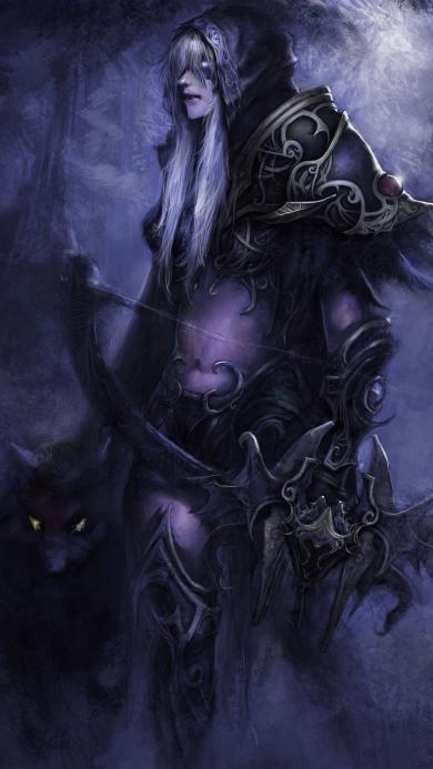 魔兽世界 PC游戏 原画