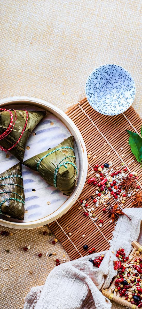 粽子 节日 五谷 杂粮 端午
