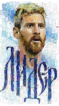 里奥梅西 阿根廷 足球 运动员