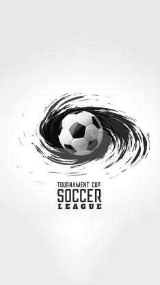 足球 黑白 运动 设计