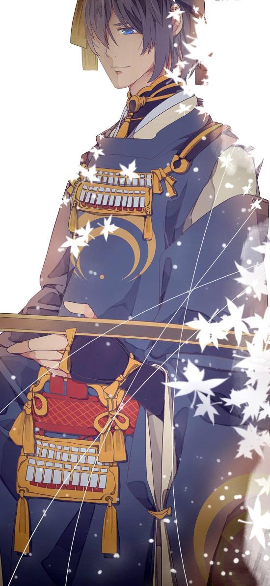 刀剑乱舞 手游 日本 三日月宗近 太刀男士 卡牌 策略 战斗