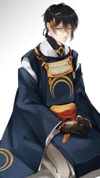 刀剑乱舞 手游 日本 三日月宗近 太刀男士 卡牌 战斗 策略