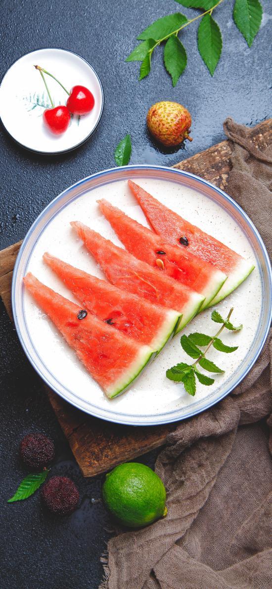水果 西瓜 夏日 清凉