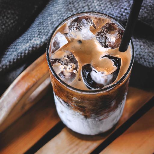 咖啡 美式 冰咖啡 玻璃杯