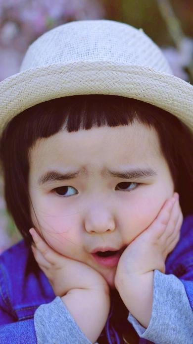 小蛮 小网红 小女孩 儿童 日本 可爱 肉嘟嘟
