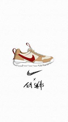 耐克 Nike 运动鞋 球鞋 品牌 logo