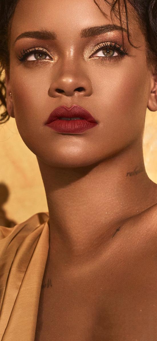 蕾哈娜 Rihanna 歌手 欧美 演员 模特 性感