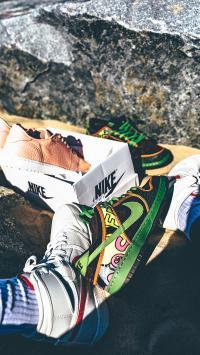 运动鞋 耐克 Nike 品牌