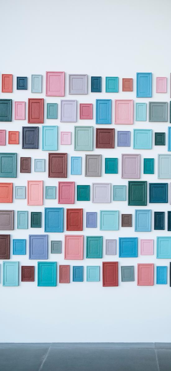 创意_装饰 墙壁 色彩 色块