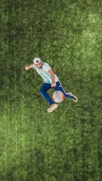 足球 草坪 球员 运动