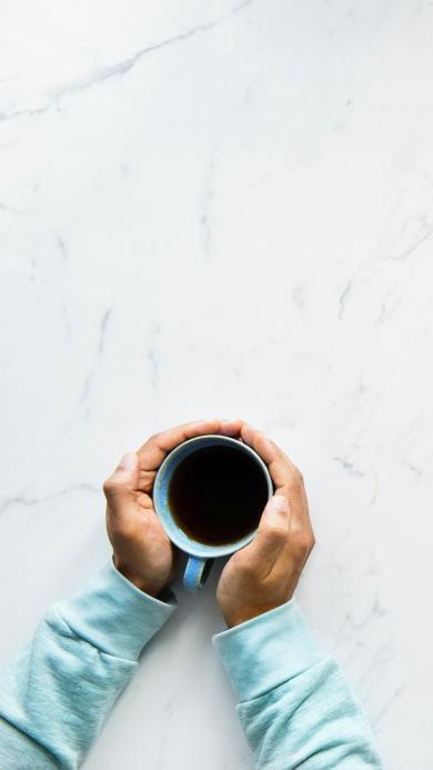 情侣杯子 咖啡 蓝色