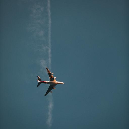 飞机 天空 仰拍 客机 飞行