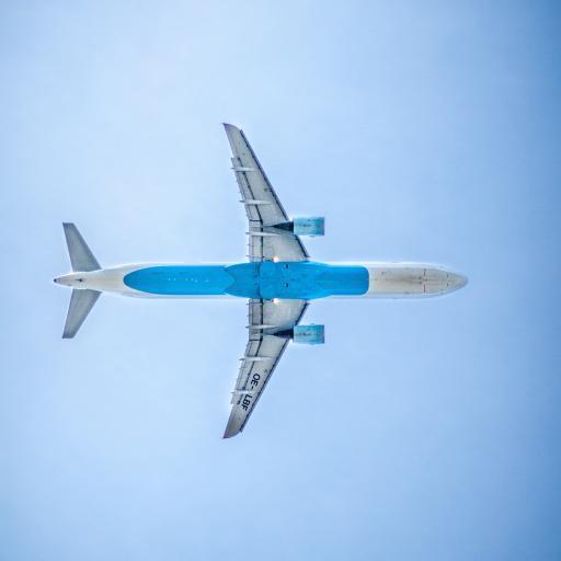 飞机 飞行 航空 天空 蓝色