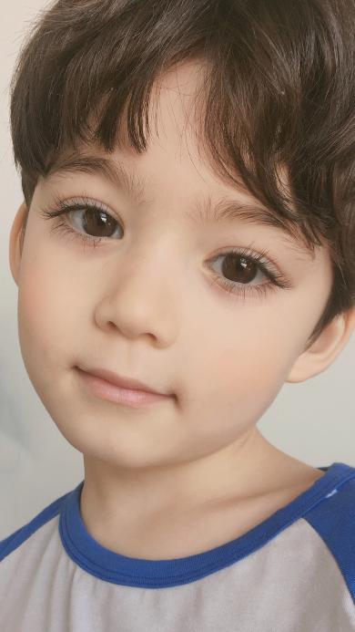 Lauren Cooper 混血儿 小男孩 儿童