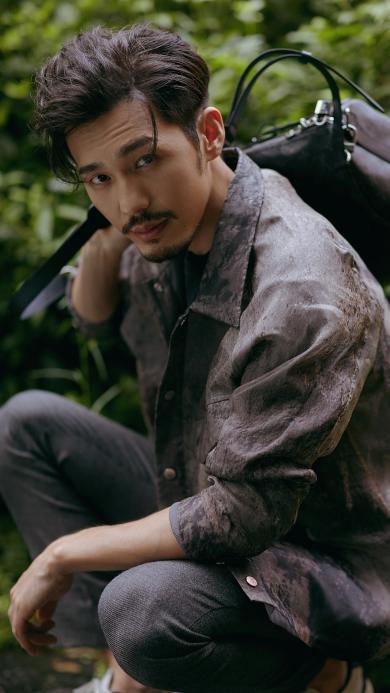 演员 艺人 白宇 白叔