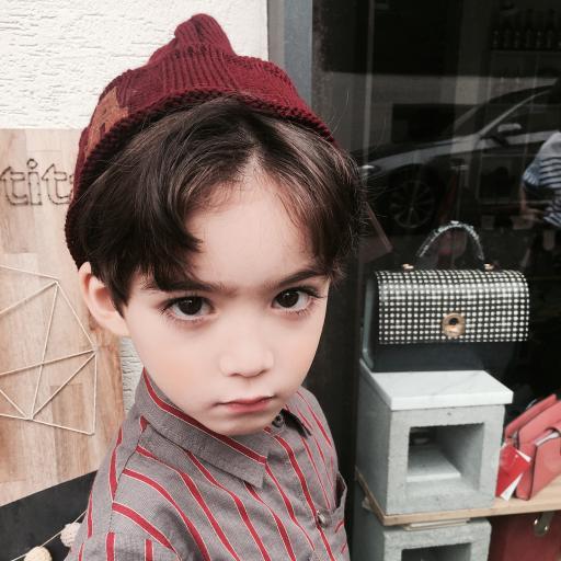 Lauren Cooper 混血儿 小男孩 儿童 时尚