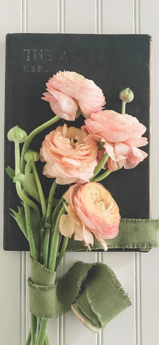 鲜花 花束 花苞 月季