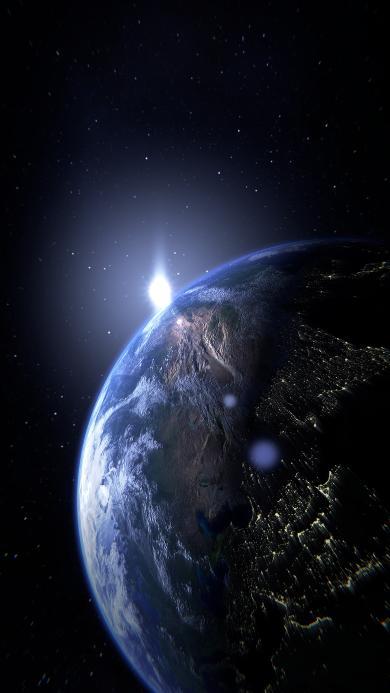 地球 天文 宇宙 太空