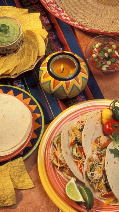 料理 食物 异国 墨西哥卷 特色