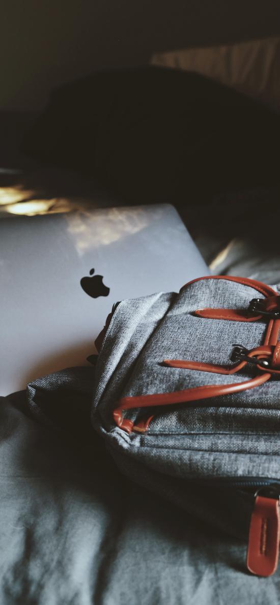 静物 笔记本 书包 背包