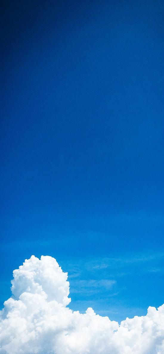 天空 蓝天 白云 晴空万里