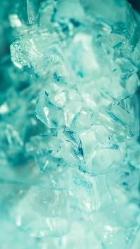 结晶体 立体 晶状 灯光