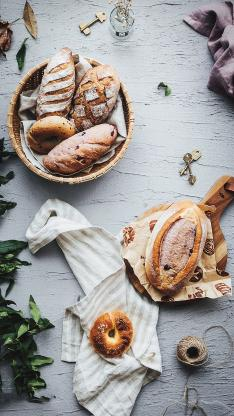 烘焙 点心 面包 甜甜圈