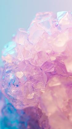 结晶体 几何 立体 晶状体