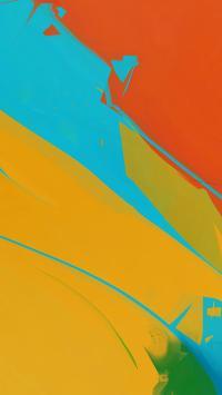 抽象 颜料 油彩 色彩 鲜艳