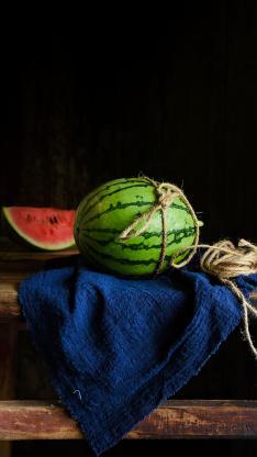 西瓜 水果 新鲜 消暑