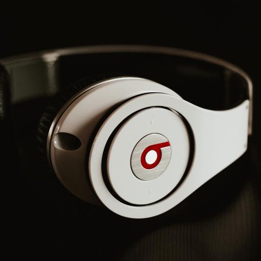 耳机 魔音 耳罩式