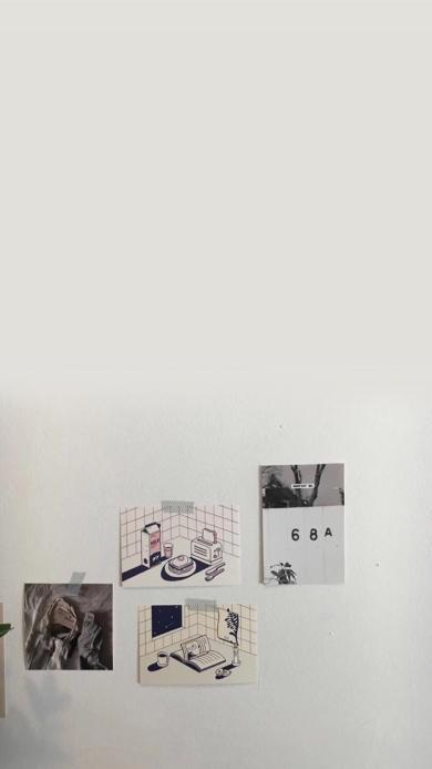 墙面 卡片 图案 装饰