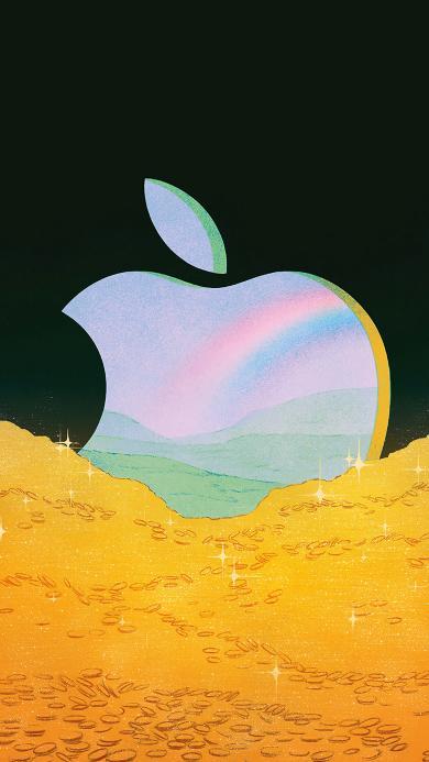 苹果 logo 品牌 商标
