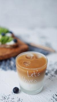 饮品 咖啡 焦糖玛奇朵