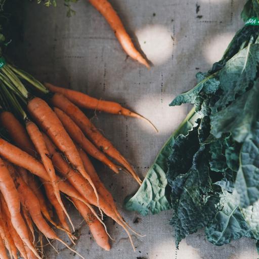 食材 蔬菜 胡萝卜 青菜