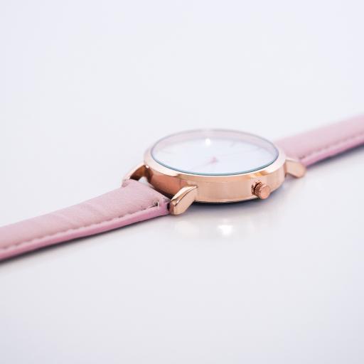 手表 佩饰 计时 粉色