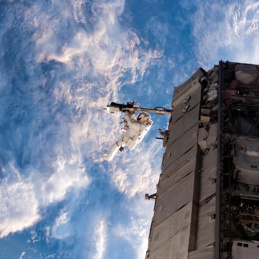 宇航员 太空人 宇宙 天文 科学