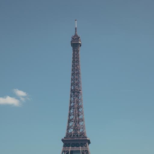 埃菲尔铁塔 法国 巴黎 浪漫