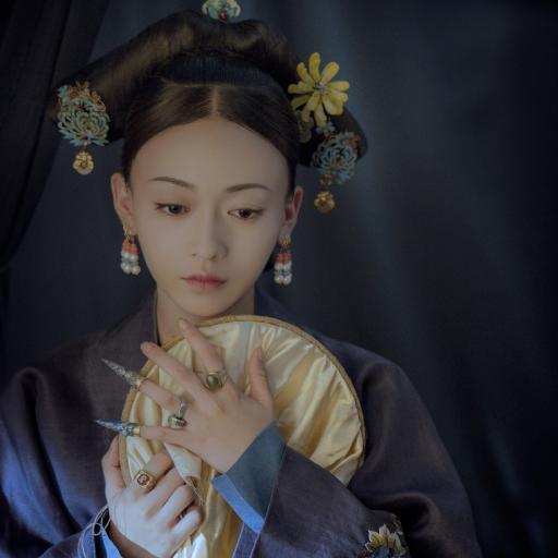 延禧攻略 古装电视剧 剧照 吴谨言 魏璎珞 令妃 孝仪纯皇后