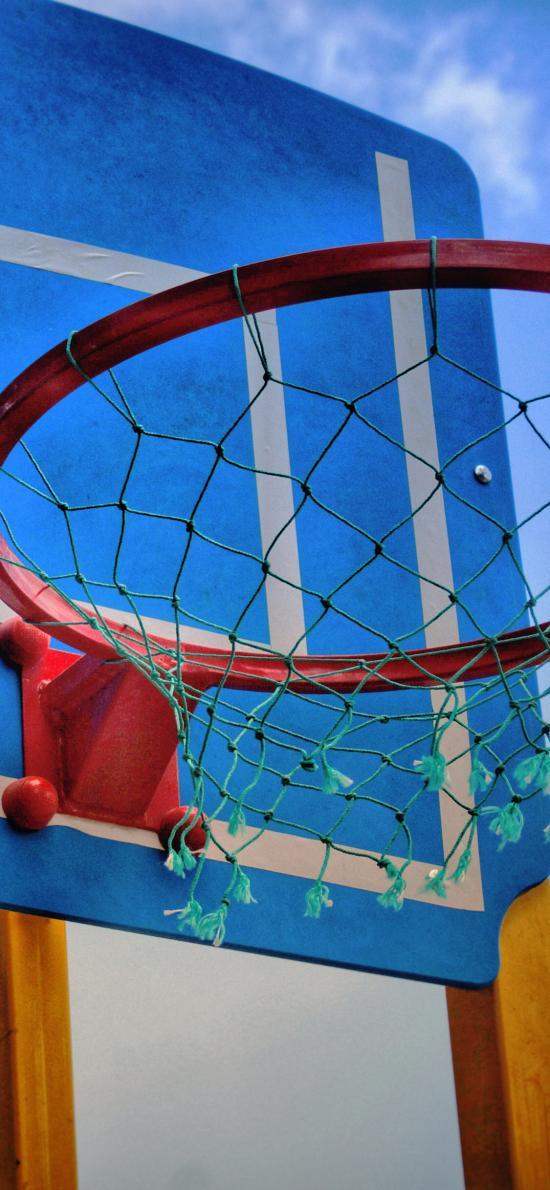 籃球 球框 運動 網