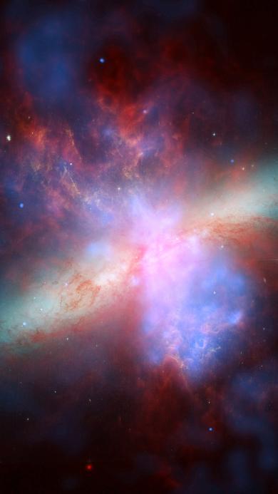 宇宙 神秘 星河 天文 太空